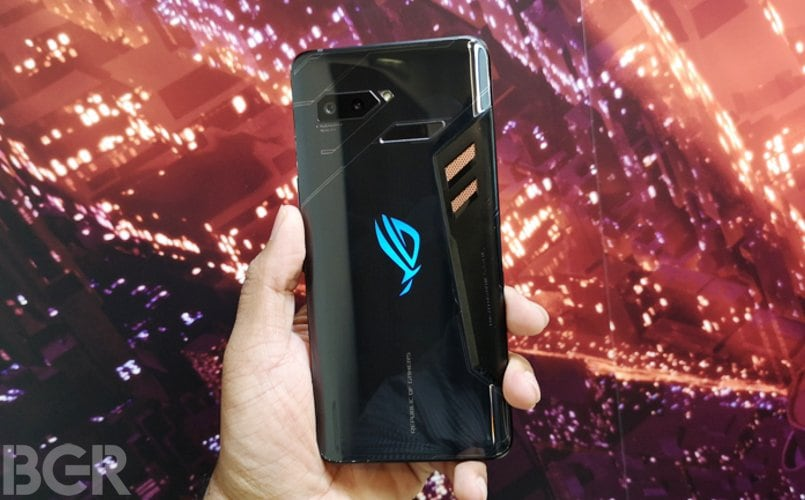 Asus ROG Phone 2 will come with support for 30W fast charging